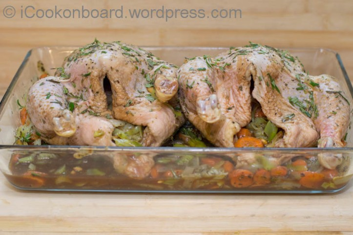 Herb Chicken Roasted