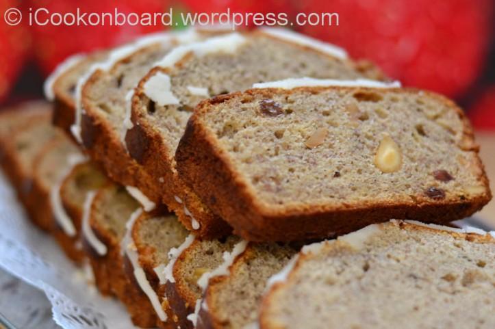 Jerico's Banana Bread  Photo by Nino Almendra