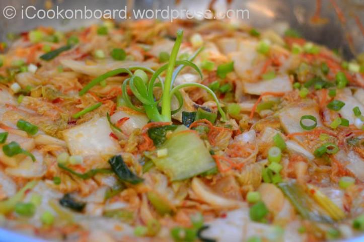 Kimchi Onboard Photo by Nino Almendra