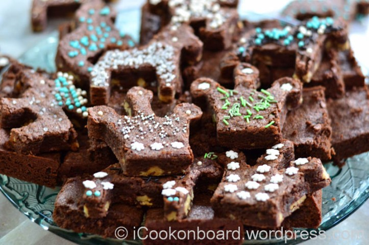 Brownies for Christmas Photo by Nino Almendra