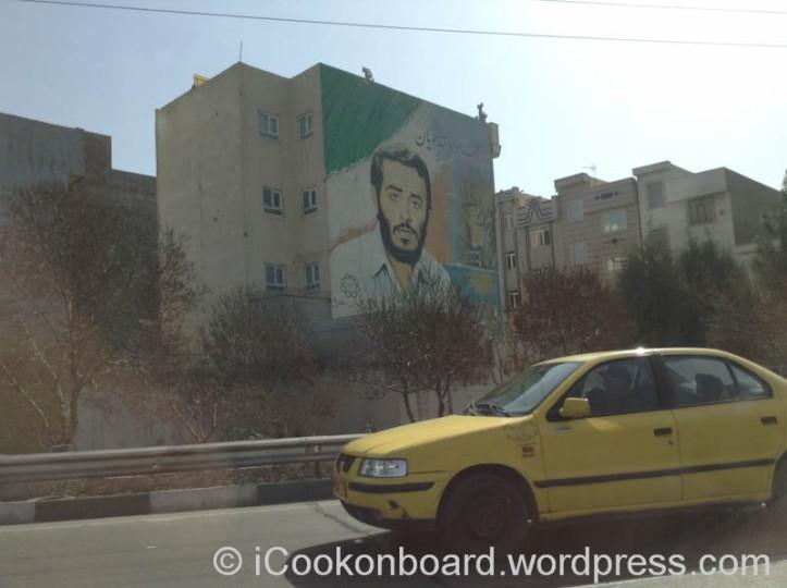 Inside Tehran, Iran