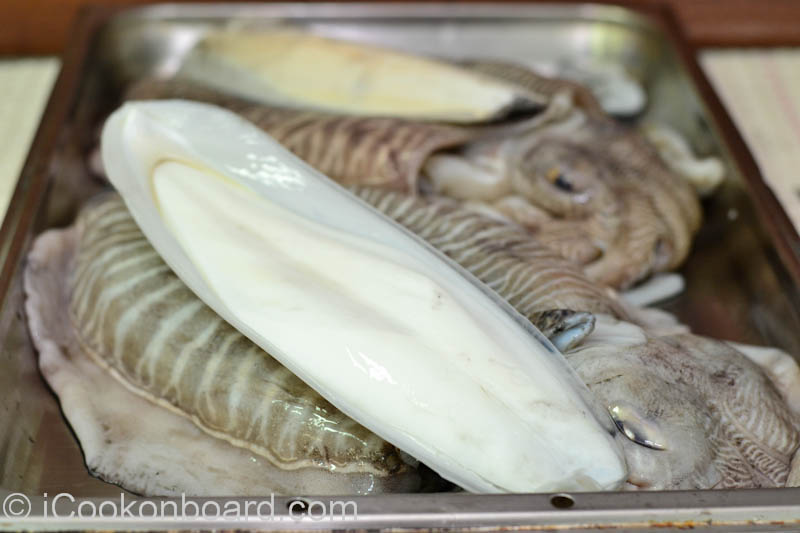how to cook cuttlefish soft