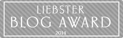 Liebster Blog Award button-2014