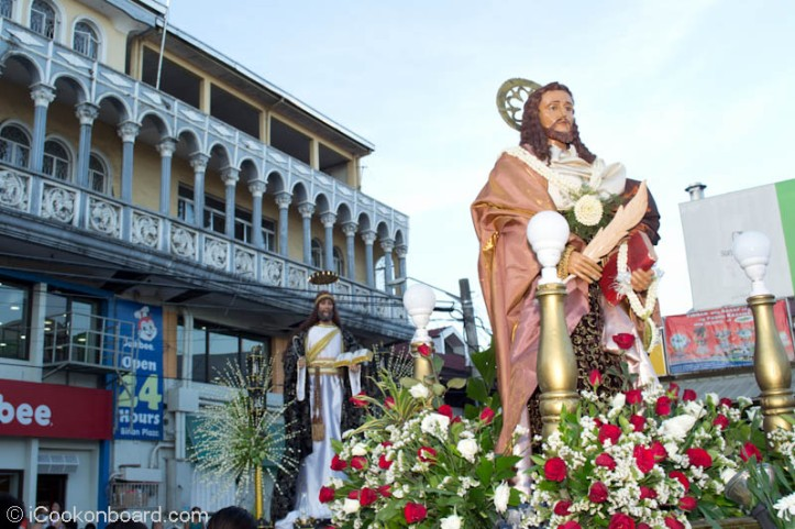 "Sto. Tomas ""The Apostle"" Photo by Nino Almendra"