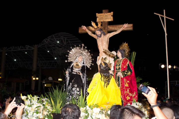 Good Friday Procession in Biñan city, Laguna Philippines Photo by Nino Almendra