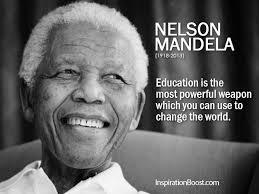 Mandela Quotes Education