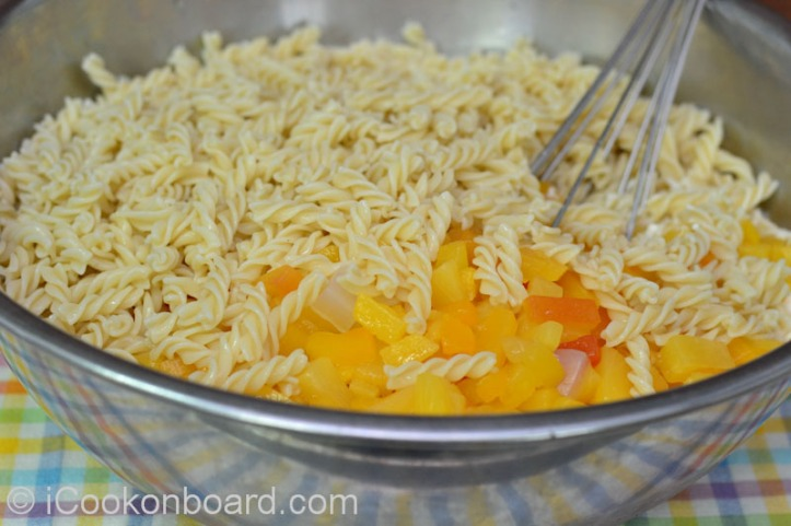 Fruit and Pasta Salad-0292