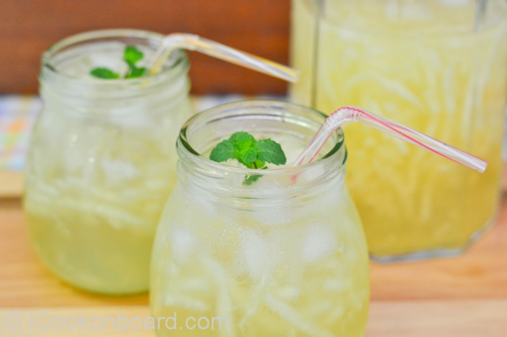 Sweet Melon Coolers Photo by Nino Almendra