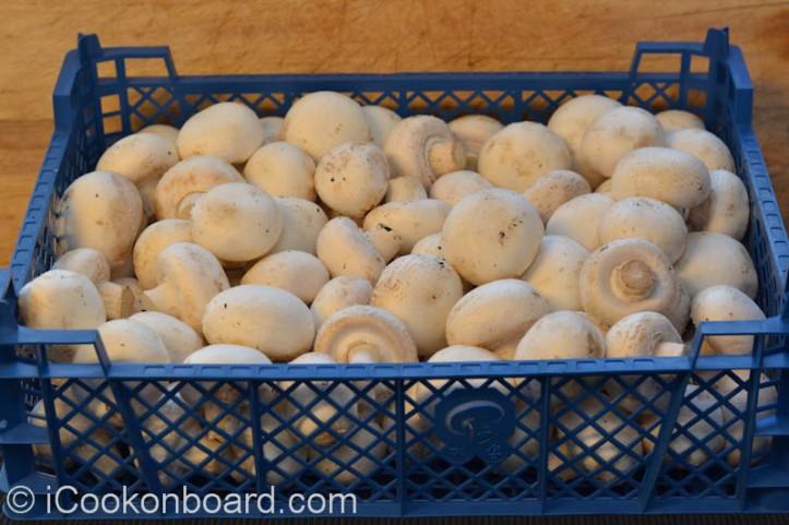 Fresh Mushroom Sauté-2377