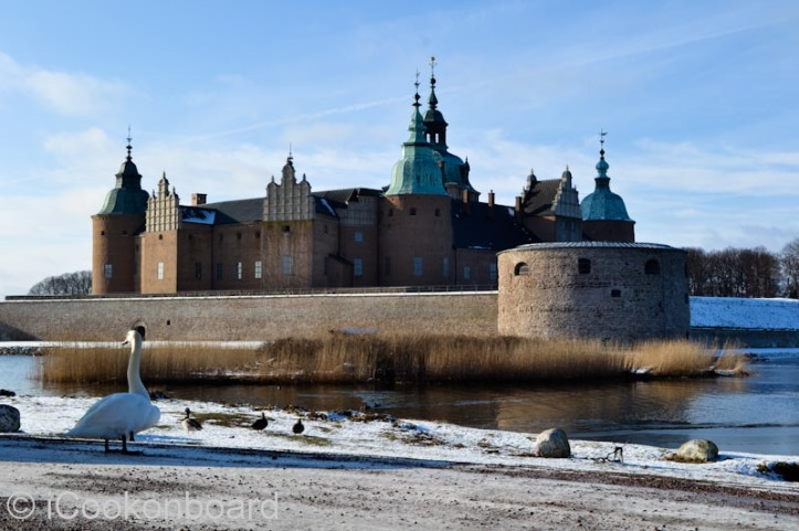 Kalmar Castle Photo by Nino Almendra