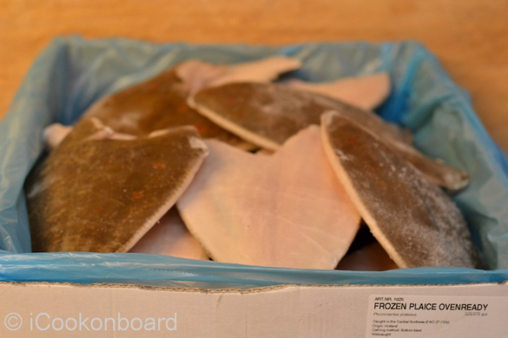 Frozen Plaice Ovenready I recieve this suppy in Gothenborg, Sweden. 1kilo = 72.90SEK or about 10.00 USD 1 box = 10kgs.