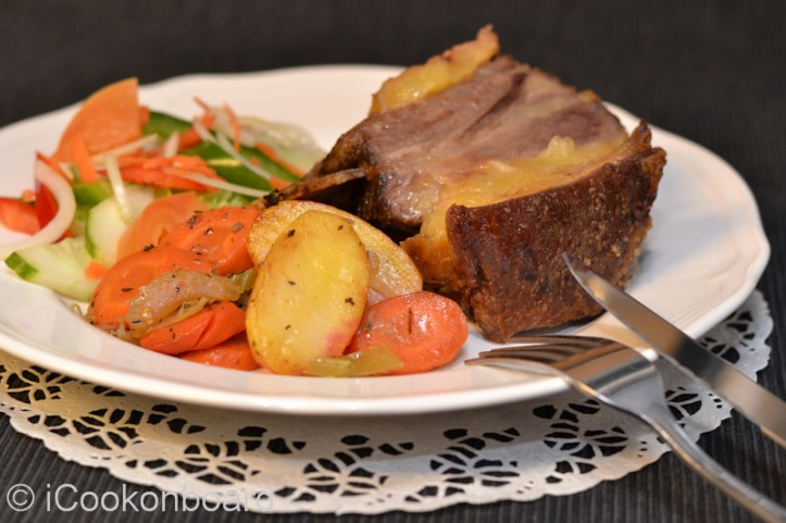 Roast Beef Ribs Photo by Nino Almendra