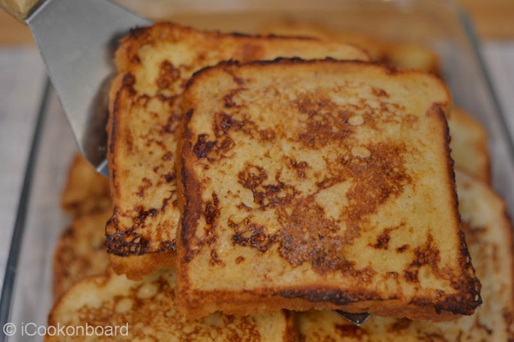 French Toast Photo by Nino Almendra