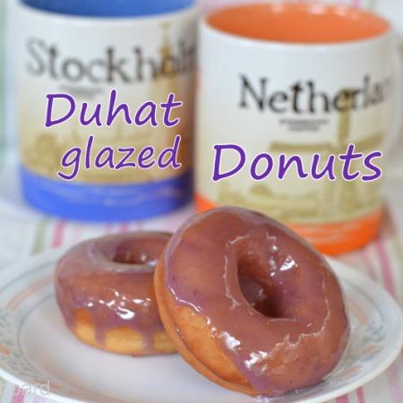Duhat Glazed Donuts