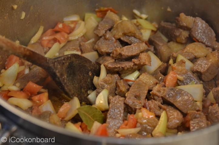 Mommy Bing's Beef Mechado