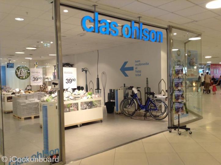 Clas Ohlson of Norrköping, Sweden