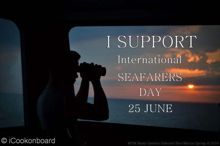 International Day of Seafarer 25 JUNE 2016