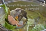 Digong's Sinigang na Salmon sa Sampalok