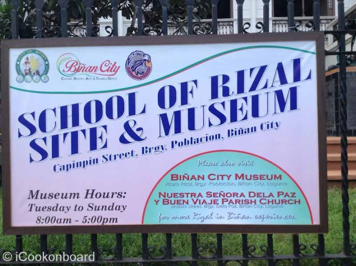 The School of Rizal in Biñan