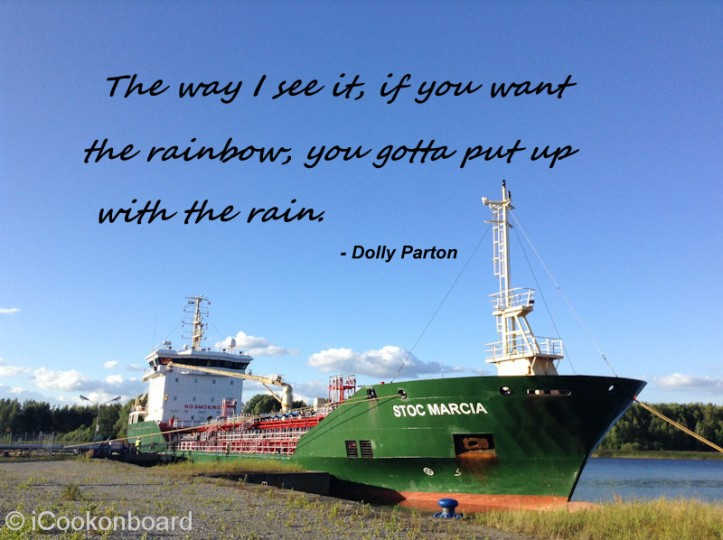 Stoc Marcia - Dolly Parton quotes on rainbow