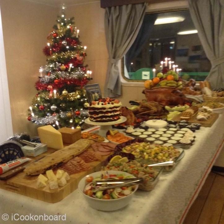 Christmas 2016 Onboard Ardea