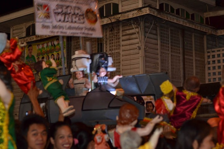 Sto. Niño Festival in the city of Biñan
