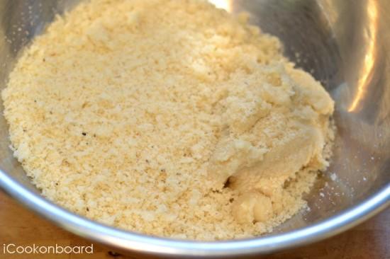 Almond Paste Filling for Semla