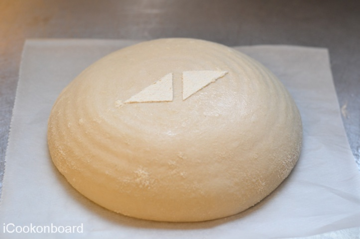 Avicii's Sourdough Bread