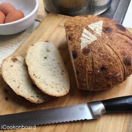 Avicii's Sourdough Bread