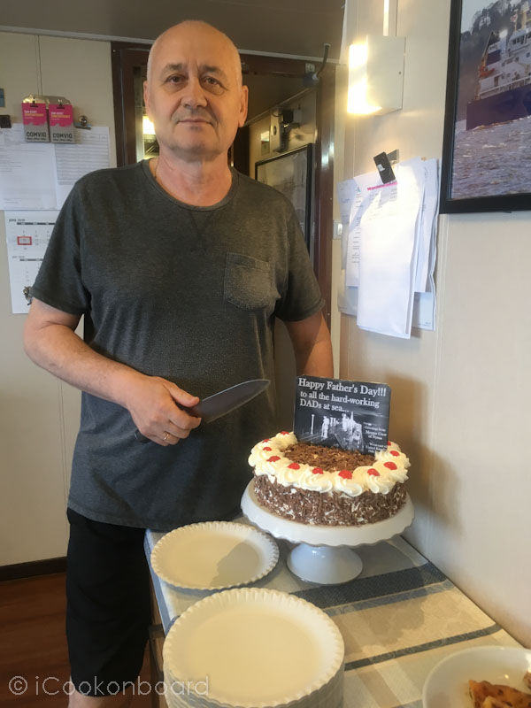 Father's Day 2019 Onboard Mergus